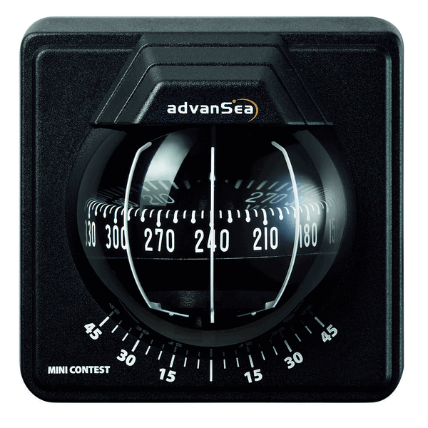 Plastimo (Advansea) Mini-Contest Compass Black Z/A