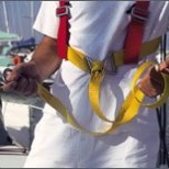HARNESS 2M TETHER 1 HOOK
