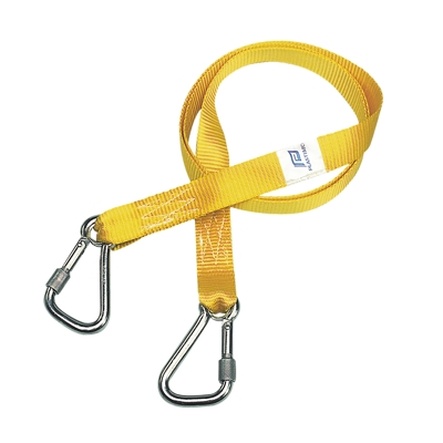 HARNESS 2M TETHER 2 HOOK