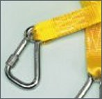 HARNESS DBL TETHER 3 HOOK