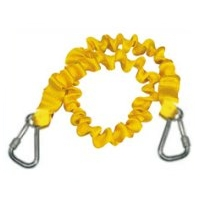 HARNESS TETHER ELASTIC 2 HOOK