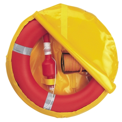 Plastimo Rescue Ring Cover, Reel & Line (No ring)