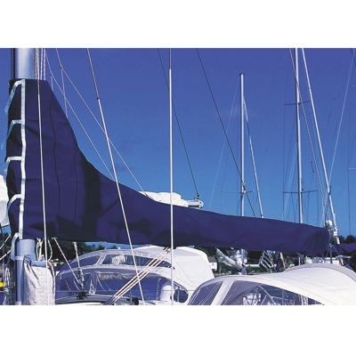 Cover For Mainsail PVC White - 3.25M