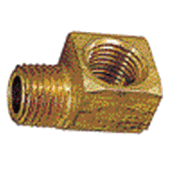 ELBOW 1/4-1/4 CONNECTOR FOR TANK