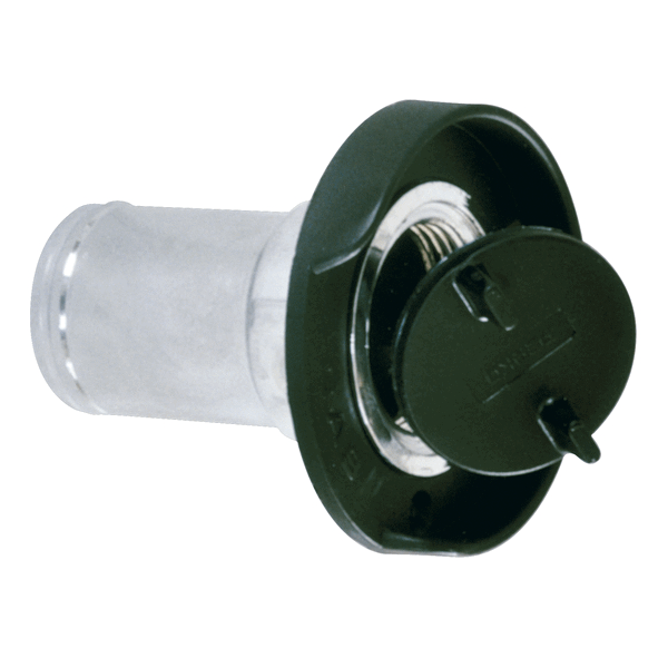 Plastimo Fuel Deck Filler Ch.Zinc 38mm