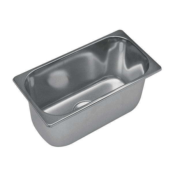 Plastimo Rectanglar Sink S/S 340 x 330 x 150mm