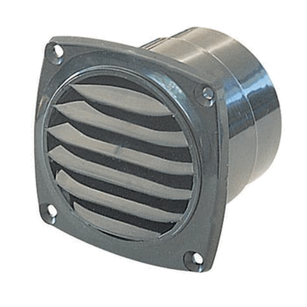 Plastimo Vent Black 75mm