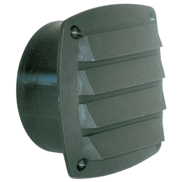 Plastimo Vent Black 100mm