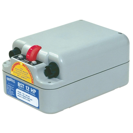 12V Electric Inflator with Pressure Control 800mBar