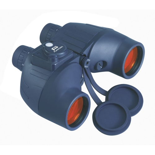 Plastimo Waterproof Binoculars With Built-In Compass 7 x 50