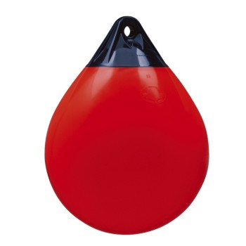 ONE EYE SPHERICAL FENDER BLUE/RED 31cm