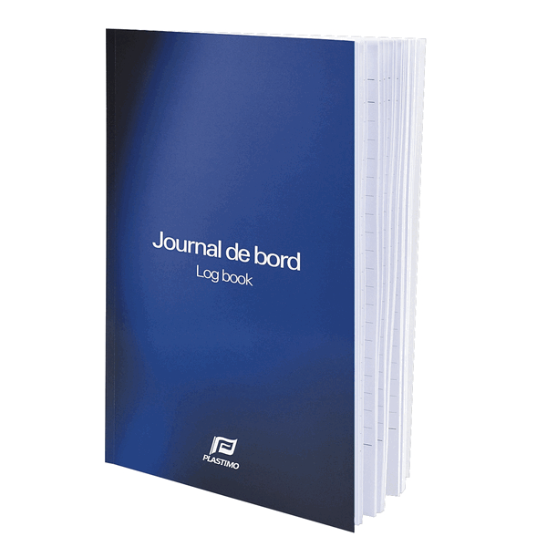 BILINGUAL LOG BOOK FRENCH / ENGLISH