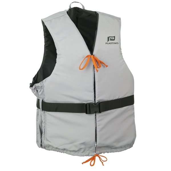 Plastimo Olympia 50N Buoyancy Aid - Silver - Medium To Large