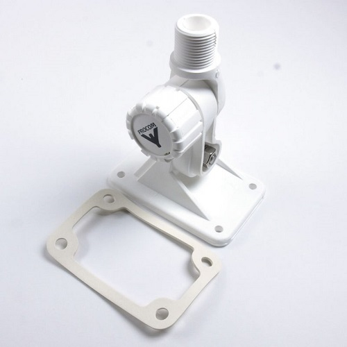 Procom Polycarbonate Marine 4-Way Ratchet Mounts for CXL21