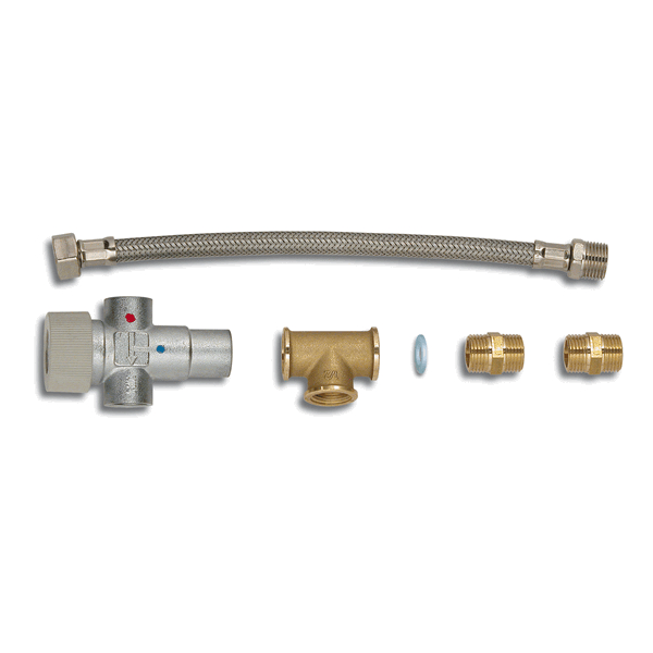 Quick Thermostatic Mixing Valve Kit For Quick Water heater