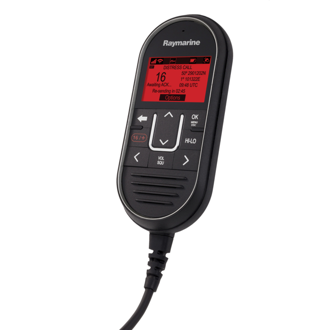Raymarine Raymic Handset For Ray 60 & 70
