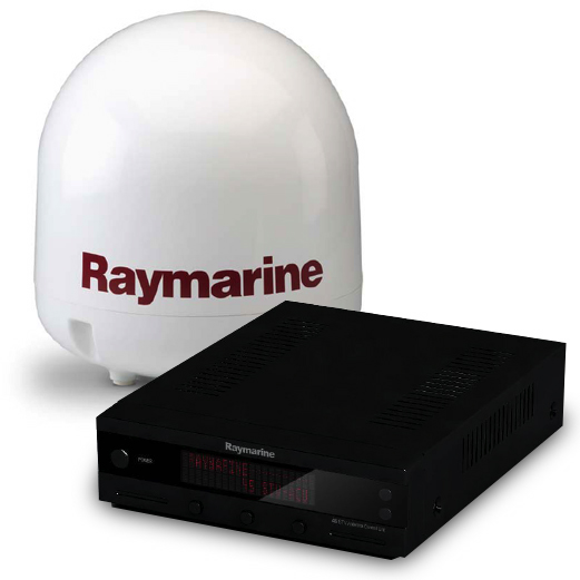 Raymarine 37STV Satellite TV System