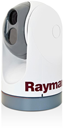 RAYMARINE T400 THERMAL CAMERA KIT WITH JOYSTICK CONTROL UNIT