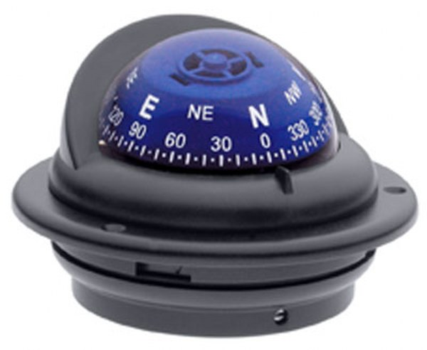 "Ritchie ""Ritchie Trek™ TR-35, 2¼"" Dial Flush Mount - Grey"""