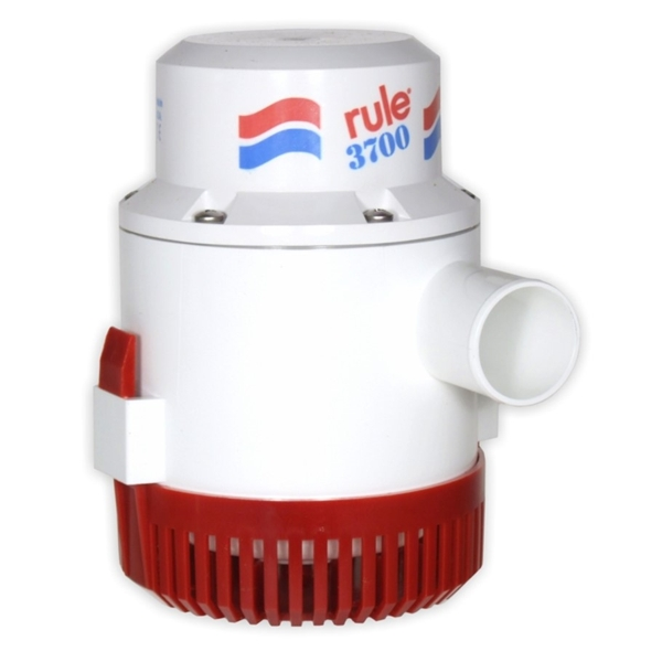 Rule 3700 Submersible Bilge Pump 12v