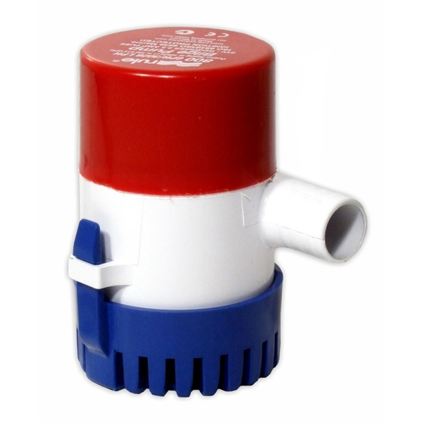 Rule 800 Round Submersible Bilge Pump 12v