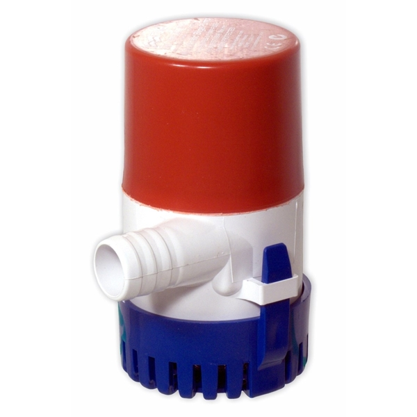 Rule Fully Automatic 800 Round Submersible Bilge Pump 12v