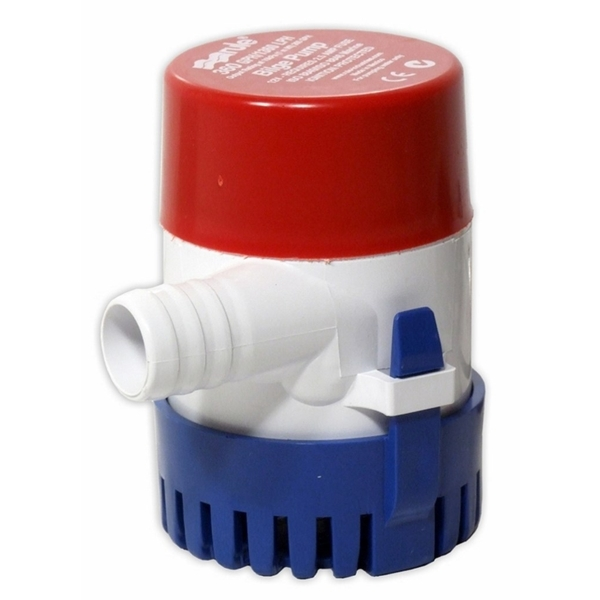 Rule 360 Submersible Bilge Pump 12v