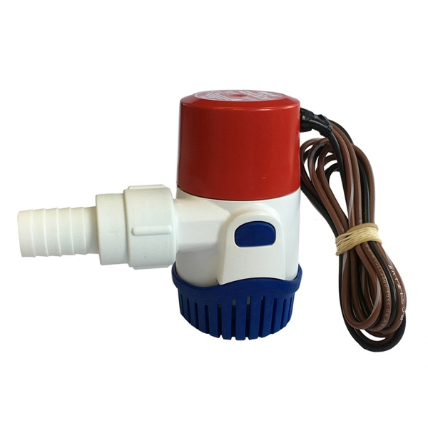 Rule Fully Automatic 500 Submersible Bilge Pump 12v