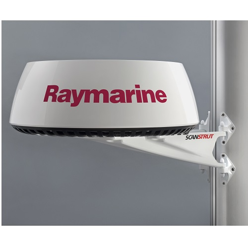 "Scanstrut M92722 Mast Mount - for Raymarine 2kW / 18"" dome"
