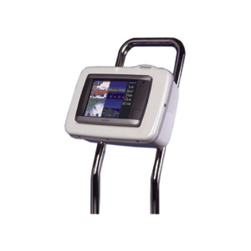 Scanstrut SPH-8D-W Helm Pod - Up to  8 inch Displays - White