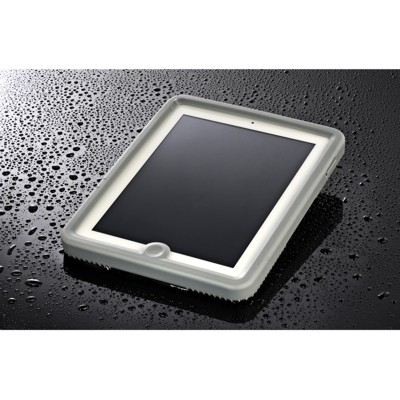 IPAD 2 WATERPROOF CASE GREY