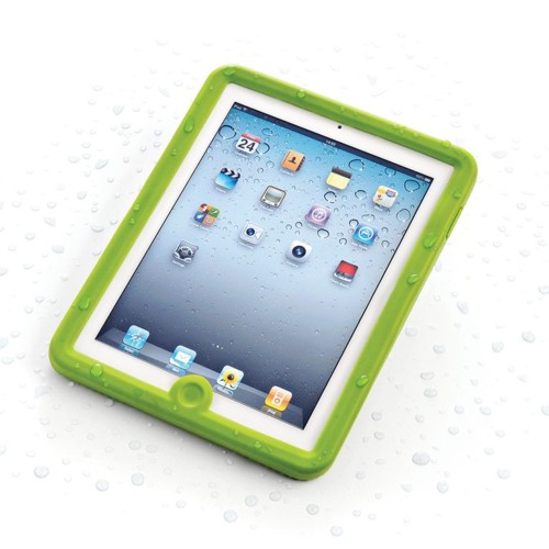 IPAD 2/3 WATERPROOF CASE GREEN