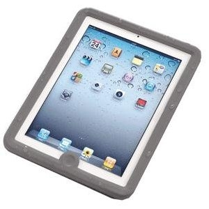 IPAD 2/3 WATERPROOF CASE GREY