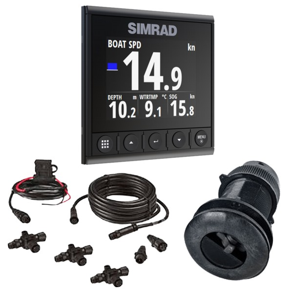 Simrad IS42 Speed & Depth Pack