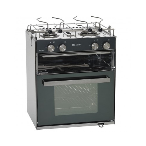 SMEV Starlight Cooker with 2 Burner Hob & Grill