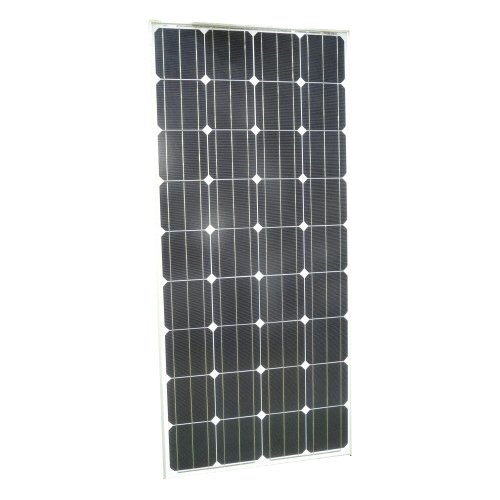 Monocrystalline Rigid Solar Panel 120W 12v