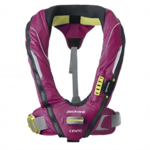 Spinlock Grenadine Pink Cento - Junior Inflatable Lifejacket Harness