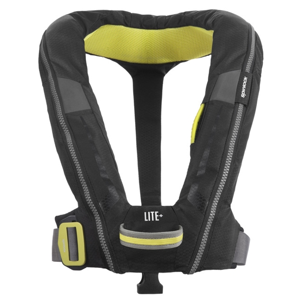 Spinlock Deckvest LITE+ 170N Lifejacket - Black