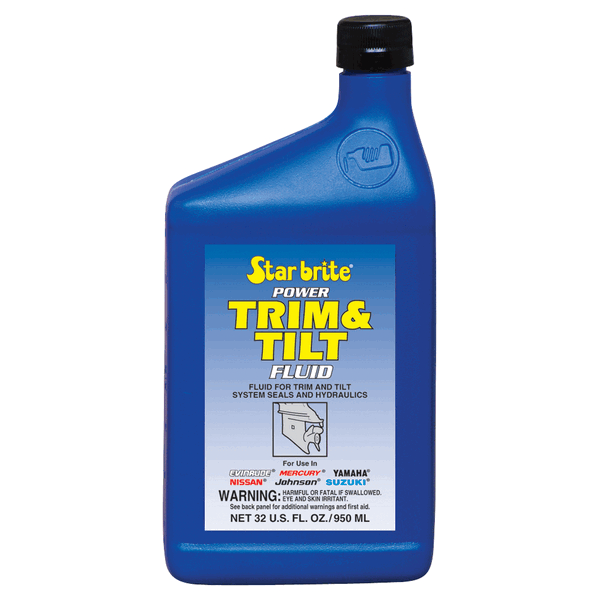 Starbrite Power Trim and Tilt Fluid 950ml