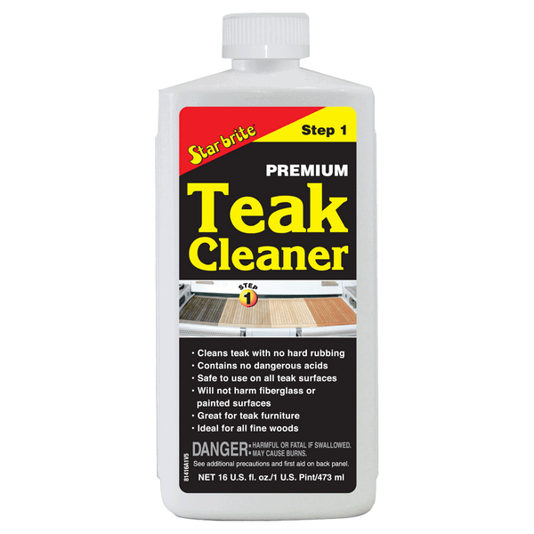 Starbrite Teak Cleaner 500ml