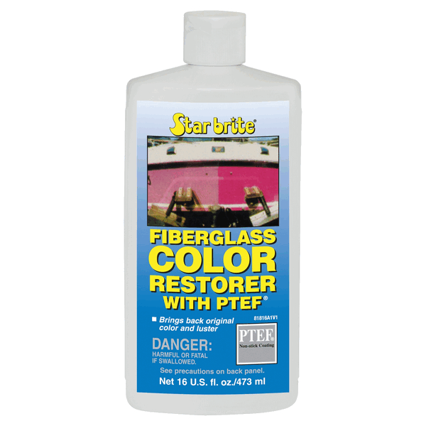 Starbrite Fiberglass Colour Restorer 500ml