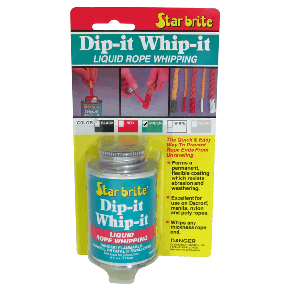 Starbrite Dip it Whip it 113grm Green