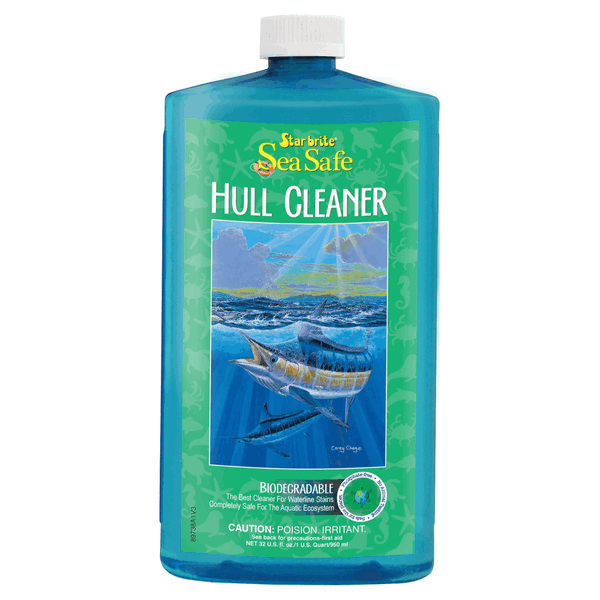 Starbrite Sea-Safe Hull Cleaner 1Ltr ECO Friendly