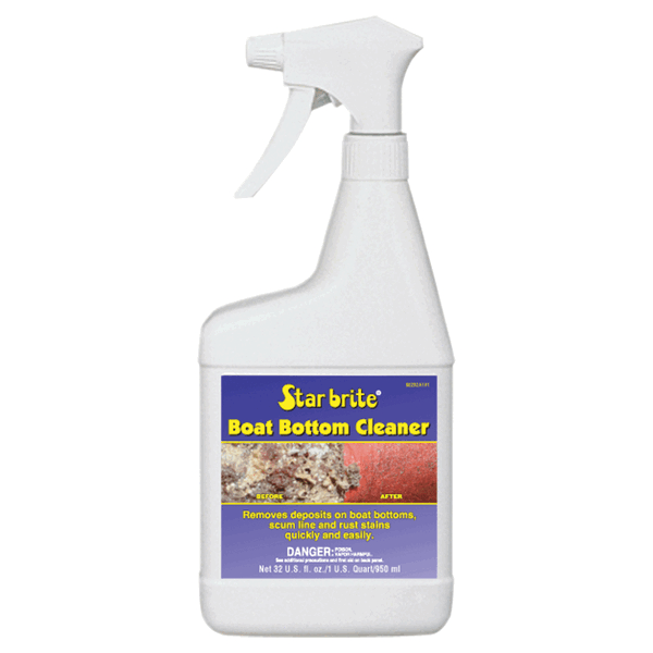 Starbrite Boat Bottom Cleaner 1Ltr Barnacle Remover