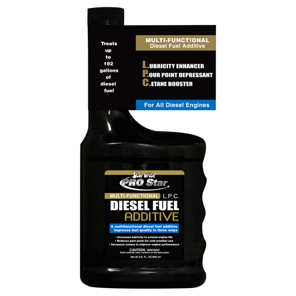 Starbrite LPC Diesel Additive 1ltr