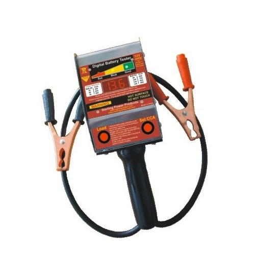 Sterling Digital Battery Tester