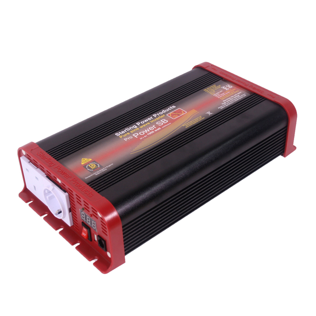 Sterling Pro Power Pure Sine Wave Inverter 24v 1600W