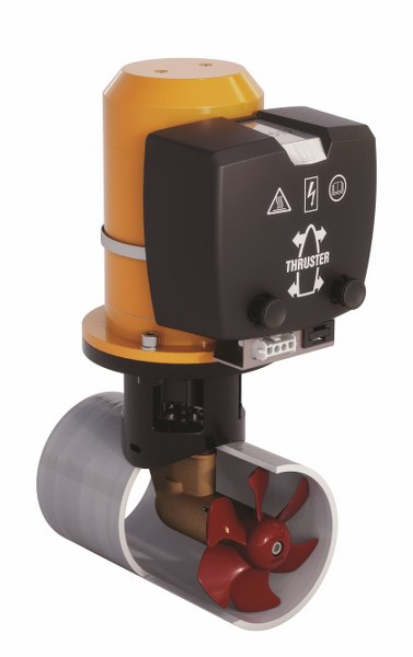 Vetus Bow-thruster 25kgf 12V tunnel 110mm version E
