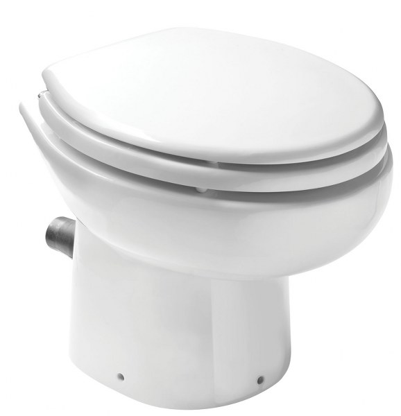 Vetus Toilet type WCP 12 Volt. switch
