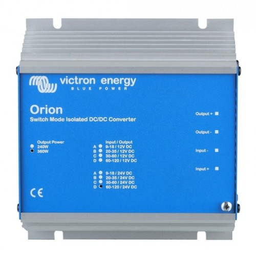 Victron Energy Orion 7-35/12/3 Isolated Buck-boost